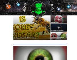 #34 untuk Design a Sticky Header for My Website oleh moonblue95