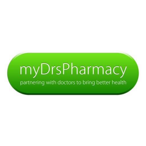 Penyertaan Peraduan #36 untuk Design a Logo for myDrsPharmacy