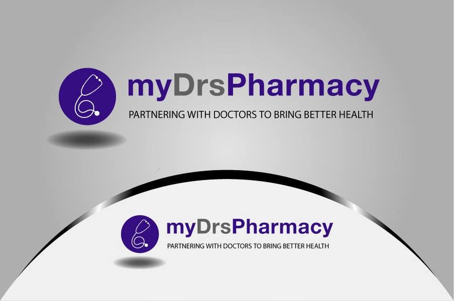 Penyertaan Peraduan #17 untuk Design a Logo for myDrsPharmacy