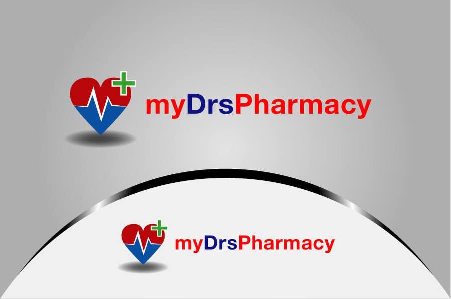 Penyertaan Peraduan #19 untuk Design a Logo for myDrsPharmacy