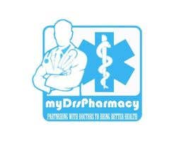 #40 para Design a Logo for myDrsPharmacy por BluDreams