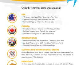 #4 for Simple Design of Shipping Page for StrapsCo.com by webbymastro