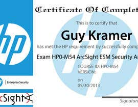 LucianCreative tarafından I need a certificate designing for an exam - EASY için no 18