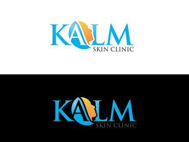#165 untuk Design a Logo for Kalm Skin Clinics oleh affineer