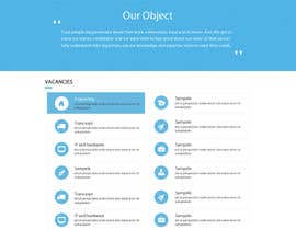 #13 for Recruitment website home page design af SadunKodagoda