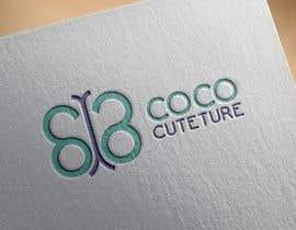 "#124 untuk Design a Logo for ""CoCo CUTEture"" oleh nizagen"