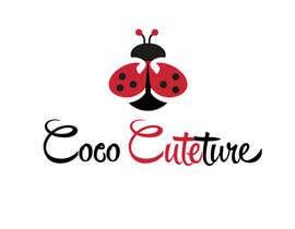"shantallrueda tarafından Design a Logo for ""CoCo CUTEture"" için no 89"
