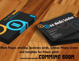 #5 para Corporative Image: Business Card, Paper, Envelop, etc por seospecialist71