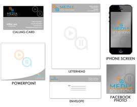 #11 para Corporative Image: Business Card, Paper, Envelop, etc por jengcapilos