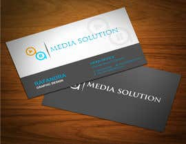 #12 para Corporative Image: Business Card, Paper, Envelop, etc por ninomix