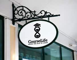 RuslanDrake tarafından Design a Logo for course life için no 67
