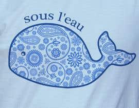 alok95 tarafından Design a T-Shirt for sous l'eau (underwater) için no 38