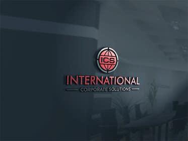 #167 untuk Design a Logo and Corporate Identity for International Corporate Solutions - ICS oleh ChKamran
