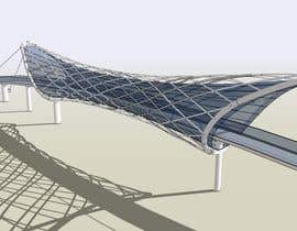 SuryaAlvin tarafından Design contest for a bike-bridge (building architecture) için no 7