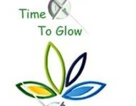 #79 untuk Design a Logo for my company Time to Glow oleh w3bw0rker