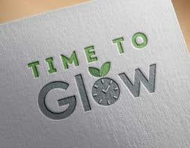 #88 untuk Design a Logo for my company Time to Glow oleh tolomeiucarles