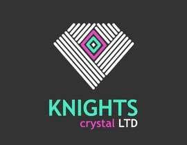 #75 untuk Design a Logo for Knights Crystal Ltd oleh taraskhlian