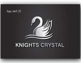 #83 untuk Design a Logo for Knights Crystal Ltd oleh mastasoftware