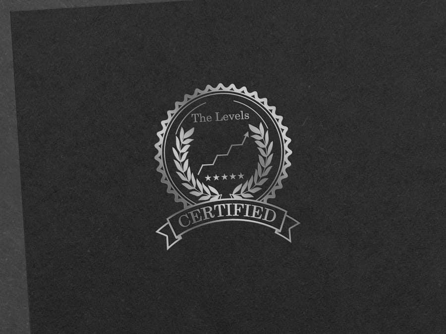 Penyertaan Peraduan #14 untuk Design 'Certified Stamp' Logo