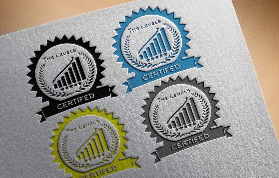Penyertaan Peraduan #26 untuk Design 'Certified Stamp' Logo