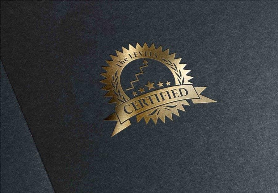 Penyertaan Peraduan #18 untuk Design 'Certified Stamp' Logo