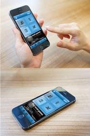 #2 untuk Design an App Mockup for iPhone oleh sanjaydzz86