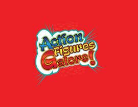 #4 untuk Design a Logo for My Toy Business Called Action Figures Galore oleh ASHERZZ