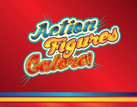 #22 untuk Design a Logo for My Toy Business Called Action Figures Galore oleh ASHERZZ