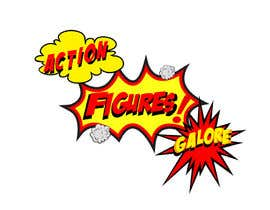 #17 untuk Design a Logo for My Toy Business Called Action Figures Galore oleh nidaafreen