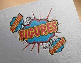 #3 untuk Design a Logo for My Toy Business Called Action Figures Galore oleh coolasim32
