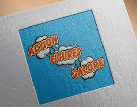 #16 untuk Design a Logo for My Toy Business Called Action Figures Galore oleh coolasim32