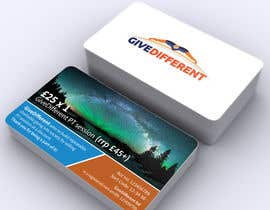 #33 untuk Business card design for a Non-Profit company offer oleh toyz86