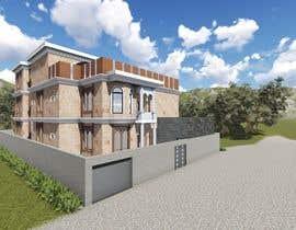 markoculibrk tarafından Villa Exterior Design (3D rendering) için no 14