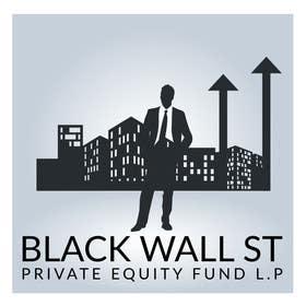 shanzaedesigns tarafından Design a Logo for  Black Wall St Private Equity Fund,L.P, için no 32