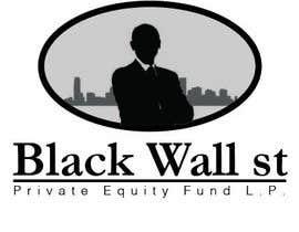 hottsauce tarafından Design a Logo for  Black Wall St Private Equity Fund,L.P, için no 14