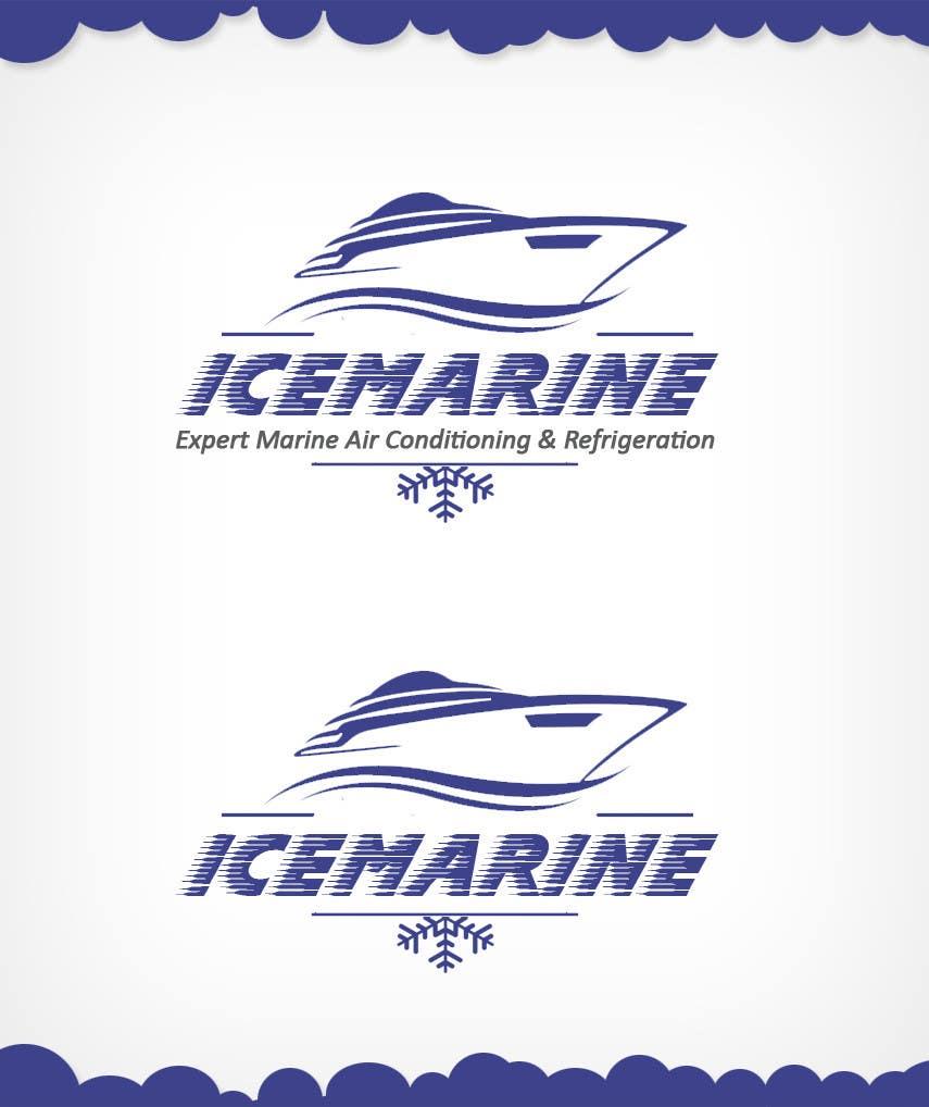 Penyertaan Peraduan #57 untuk Design a Logo for Ice Marine