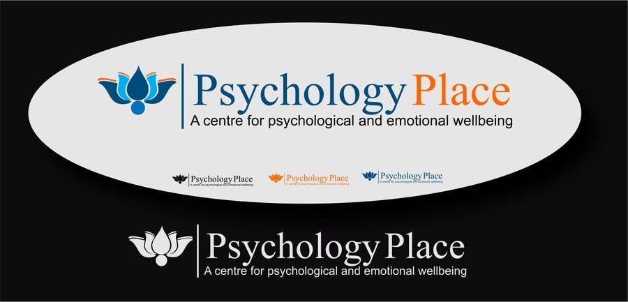 "#35 for Design a Logo/Banner for ""Psychology Place"", possible additional project website design by uniqmanage"