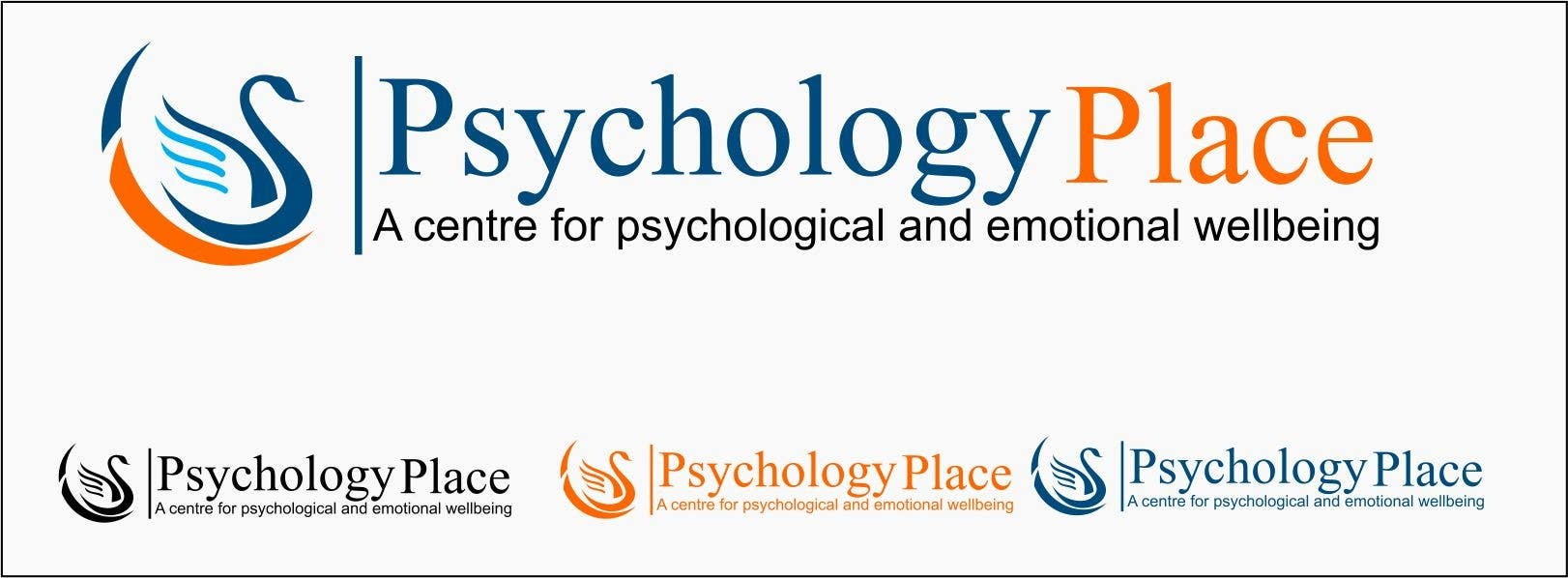 "#40 for Design a Logo/Banner for ""Psychology Place"", possible additional project website design by uniqmanage"