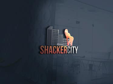 eltorozzz tarafından Design a Logo for SHACKERCITY için no 70