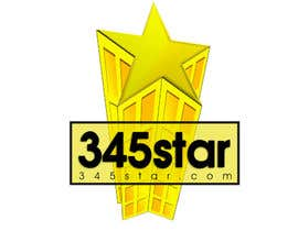 #53 for Design a Logo for 345star.com by dominante26