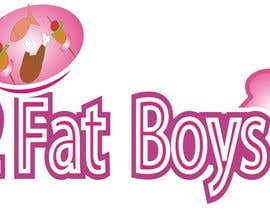#30 untuk Design a Logo for  2 Fat Boys bbq foodtruck oleh ruchikapoor12345
