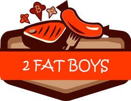 #20 untuk Design a Logo for  2 Fat Boys bbq foodtruck oleh jagraphics31