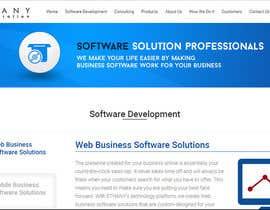 #25 untuk Design 4 Banners and Logo set for Website oleh nicogdart