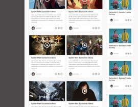 #3 untuk Design a Website Mockup for Social Networking Site oleh negibheji