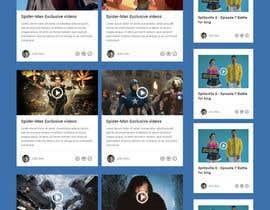#6 untuk Design a Website Mockup for Social Networking Site oleh negibheji