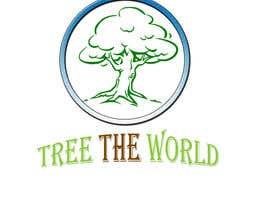 "banerjeeatrayee tarafından Design a Logo for ""Tree the World"" için no 145"