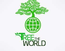 """dezsign tarafından Design a Logo for """"Tree the World"""" için no 83"""