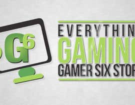 #9 for Basic logo Animation for Gamersix by mojjito