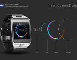 nº 196 pour NASA Challenge: Astronaut Smartwatch App Interface Design. par tommoran40