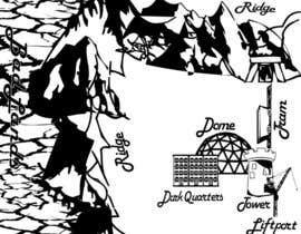 dohaabdelmoamen tarafından Alter a map for my book için no 11